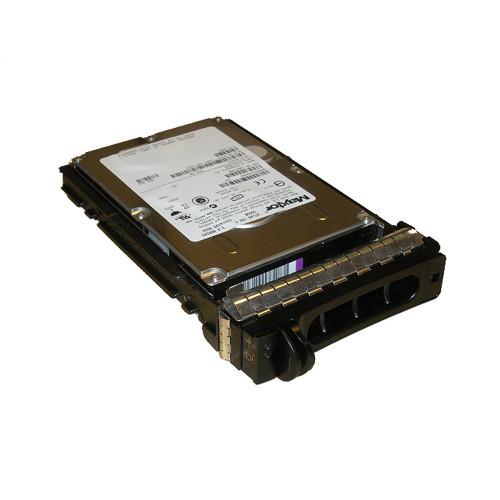 300GB 10K U320 SCSI 80Pin Hard Drive Dell CC317 8D300J0