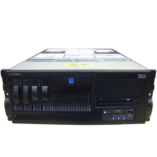 IBM 9113-550 p5 4-Way 1.65GHz 5237 16GB 2x 146GB via Flagship Tech