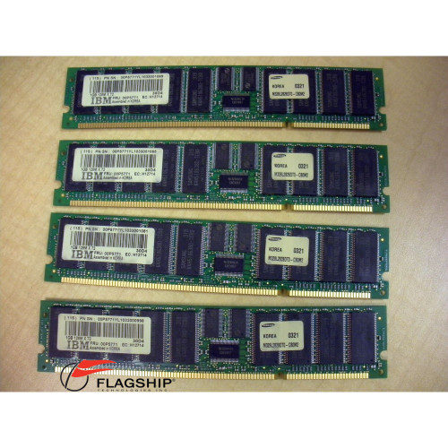 IBM 4448-701x 4GB (4x 1GB) Memory Kit (00P5771)