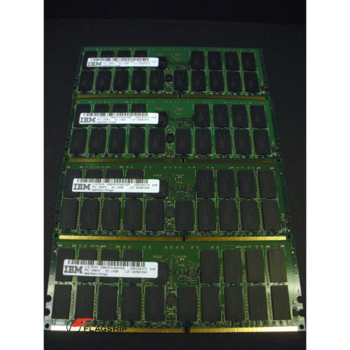 IBM 4496-9406 16GB (4x 4GB) Memory Kit (12R9574)
