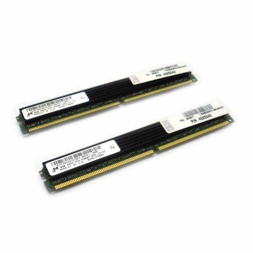IBM 43X5043 16GB (2x 8GB) DDR2 VLP RDIMM for IBM BladeCenter