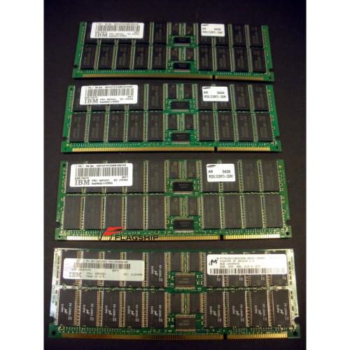 IBM 4492-9406 32GB (4x 8GB) Memory Kit (12R9269, 16R1221)