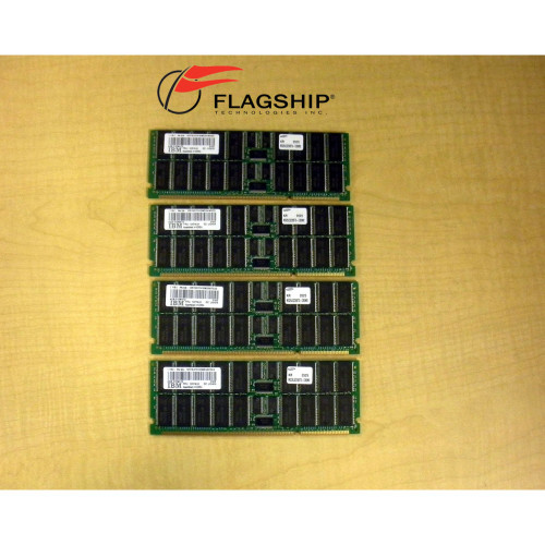 IBM 4494-9406 16GB 4x 4GB Memory Kit 12R7631 12R9264