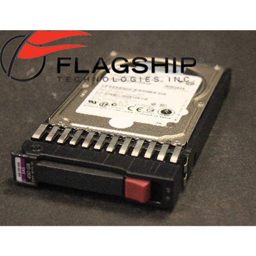 "581284-B21 HP 450GB 6G 10K 10,000 RPM SAS SFF 2.5"" HDD 1"