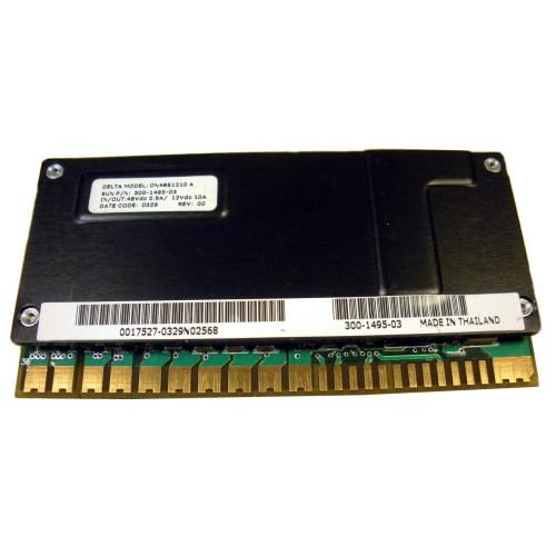 Sun 300-1495 149503xxxx DC-DC Converter 12V/10A for V480