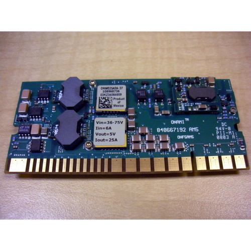 Sun 300-1494 149404xxxx DC-DC Converter 5V/25Afor V480 via Flagship Tech