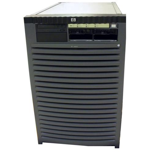 HP AB297A rx8640 32-Way 1.6GHz/18MB CPU 128GB RAM 2x146GB Hard Drive DVD Rack Kit via Flagship Tech