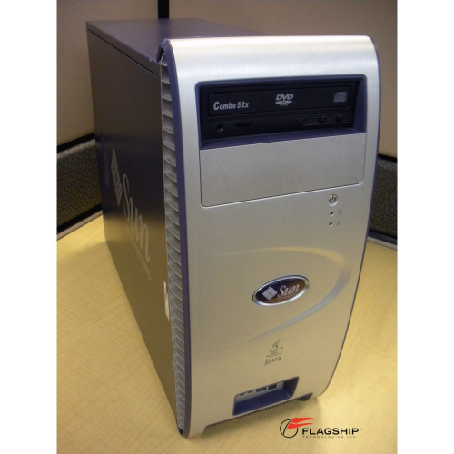 Sun A58-AZB1 Java Workstation W1100z 2.4GHz Opteron 150, 1GB Ram, 80GB ATA, DVD
