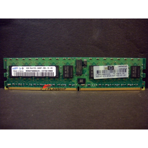 HP 499276-061 501157-001 2GB (1x 2GB) PC2-6400 Memory DIMM