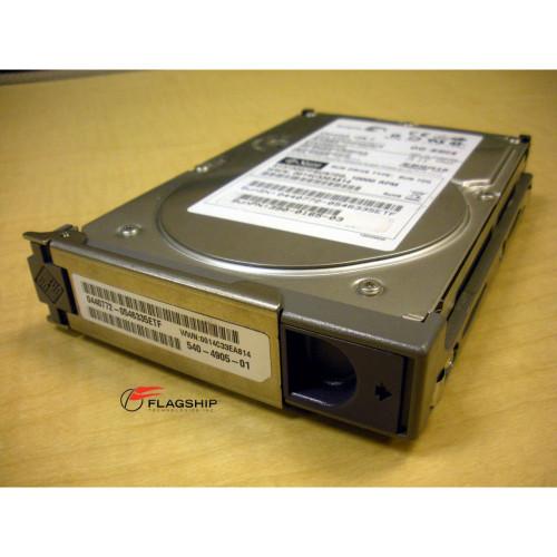Sun 540-4905 73GB 10K FC-AL Hard Drive w/ Spud Bracket