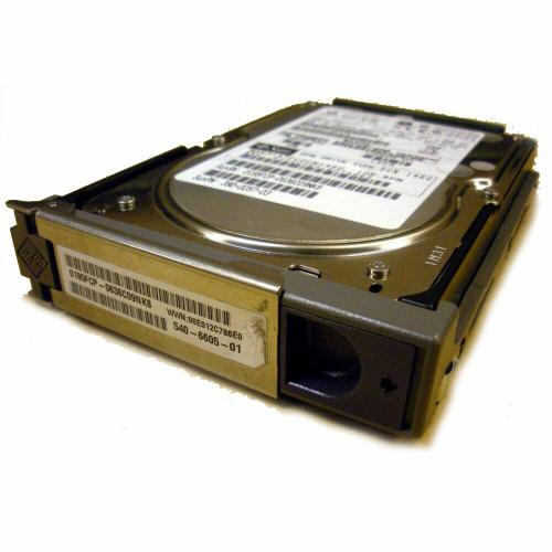Sun 540-6605 146GB 10K FC-AL Hard Drive w/ Spud Bracket