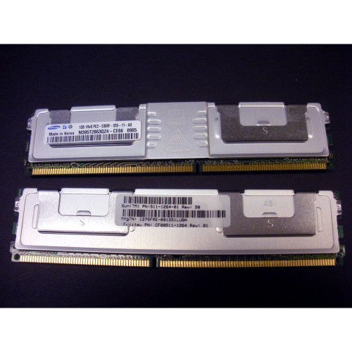 Sun SESX2A1Z / X4200A 2GB (2x 1GB) Memory Kit 501-7952 via Flagship Tech