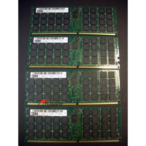 IBM 4499-9406 16GB (4x 4GB) Memory Kit 12R8467
