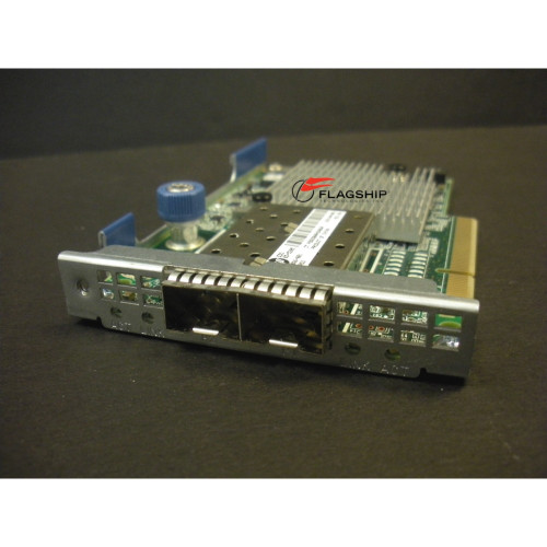 HP 684213-B21 634026-001 629142-B21 FlexFabric 10Gb 2-Port 554FLR-SFP+ FlexibleLOM Adapter