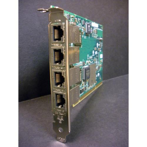 AB545A HP PCI-X 4-port 1000 BaseT Ethernet Adapter via Flagship Tech