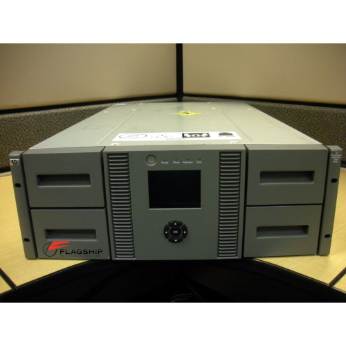 HP AG323A MSL4048 2x LTO-3 Ultrium 960 SCSI Tape Library
