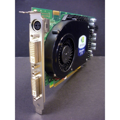 Sun 370-7988 X7264A nVIDIA Quadro FX3450 3D Graphics Accelerator via Flagship Tech