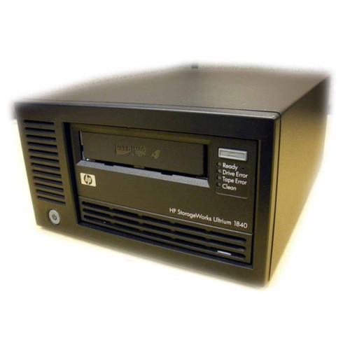 HP EH854A 452974-001 LTO-4 Ultrium 1840 800GB/1.6TB External SCSI LVD Tape Drive