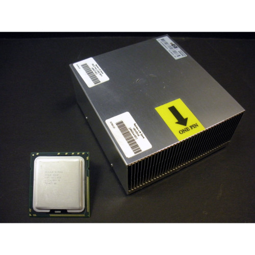 HP 492244-B21 490071-001 Intel Xeon E5540 2.53GHz/8MB QC Processor for DL380 G6 via Flagship Tech