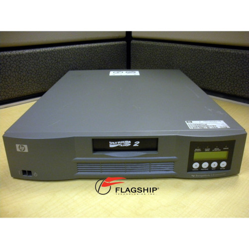 HP AF203A 1/8 Ultrium 448 LTO-2 1.6/3.2TB Autoloader LVD SCSI Tape Drive