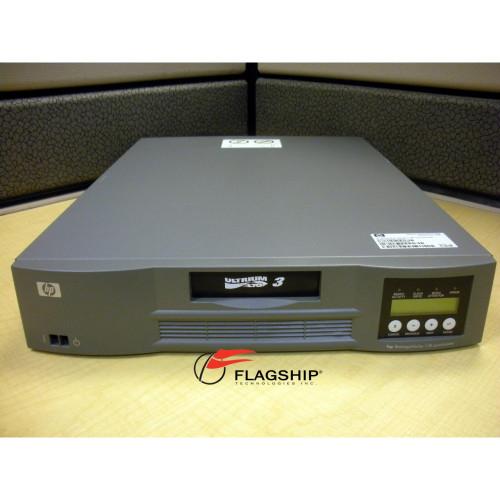 HP AF204A 1/8 Ultrium 960 LTO-3 3.2/6.4TB Autoloader LVD SCSI Tape Drive