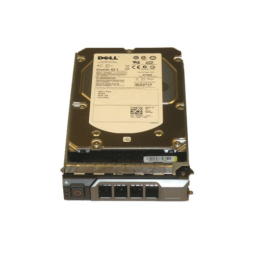 "Dell R752K Seagate ST3600002SS 600GB 10K SAS 3.5"" 6Gbps Hard Drive via Flagship Tech"