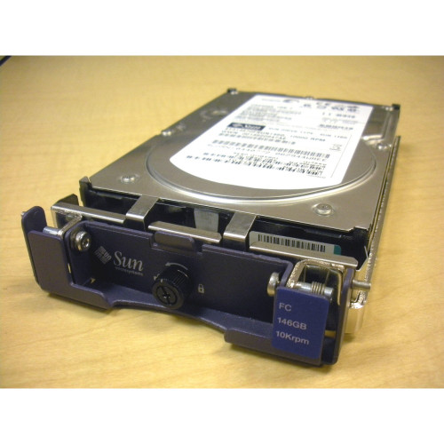 Sun XTA-3510-146GB-10K 540-6572 146GB 10K FC-AL Hard Drive for 3510 Array via Flagship Technologies