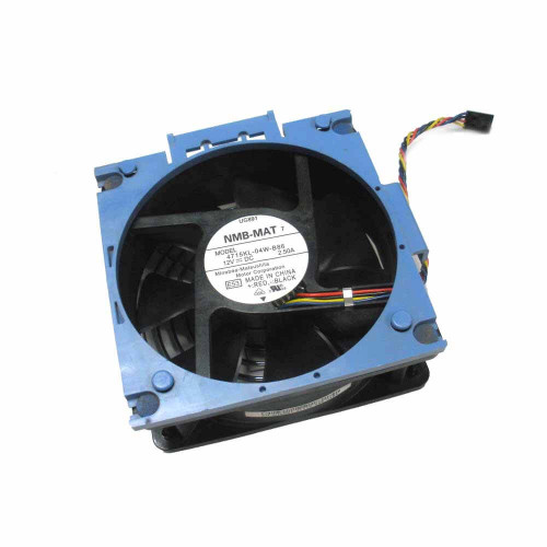 Dell WH282 PowerEdge 840 Rear System 120mm Fan Assembly