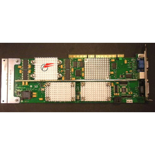 A1299B HP Visualize fx10 Pro Rev. B Graphics Card 128 1