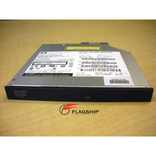 HP Integrity rx2800 AM242A 484034-001 Slimline DVD-ROM SATA for rx2800 i2 and rx2800 i4
