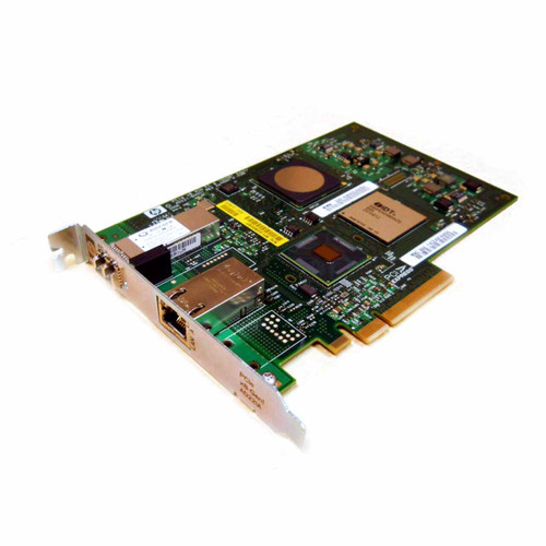 AD221A HP Integrity 1-port 4Gb FC & 1-port 1000Base-T PCIe Adapter