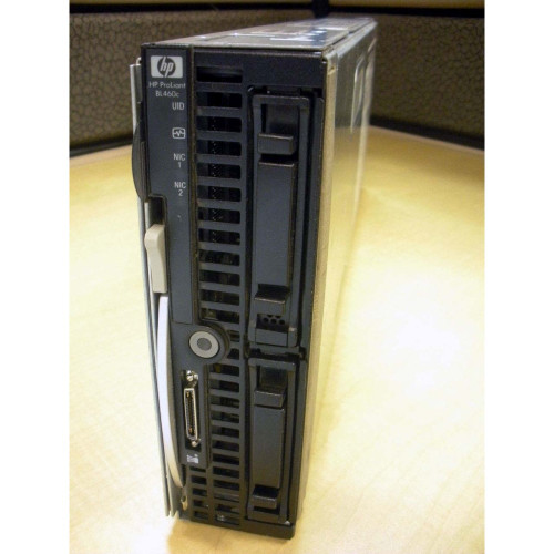 HP 404664-B21 BL460c G1 X5063 DC 3.2GHz, 2GB Blade Server via Flagship Tech