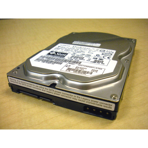 Sun 390-0303 80GB 7.2K SATA Hard Drive (541-1428 without Bracket) for T1000 via Flagship Technologies.