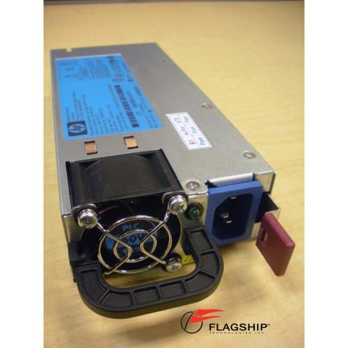HP 593188-B21 599381-001 460W CS Platinum Power Supply