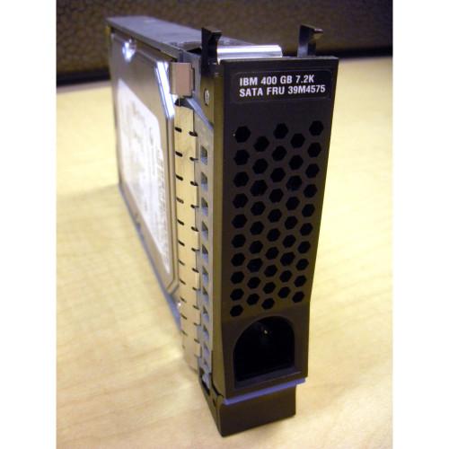 IBM 39M4575 400GB 7.2K SATA Hard Drive 4603 39M4570 39M4574 for DS4000 via Flagship Tech