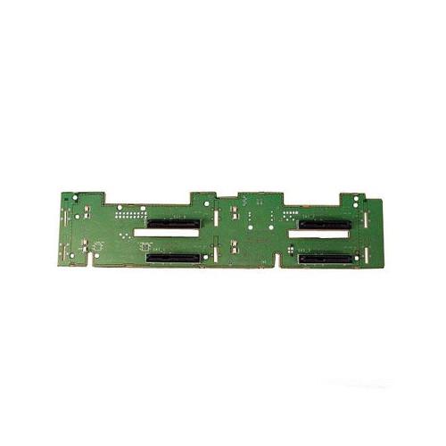 "Dell PowerEdge R710 1x4 SAS/SATA Hard Drive Backplane 3.5"" C389D"