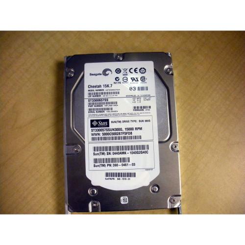 Sun 540-7219 XTA-SS1NG-300G15K 300GB 15K SAS Hard Drive for 2510 2530 2540 via Flagship Tech