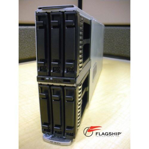 HP 411243-B21 434879-B21 CTO SB40c Storage Blade