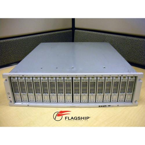Sun StorageTek 6140 Array 2x 2GB RAID Controllers, 16x 1TB SATA Drives