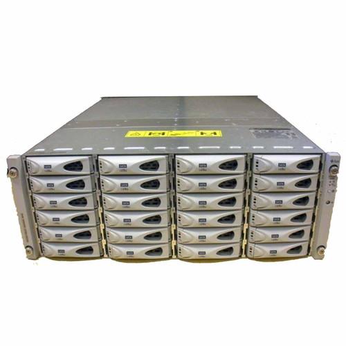 Sun J4400 Storage Array 24x 1TB, Dual SAS I/O, Dual P/S