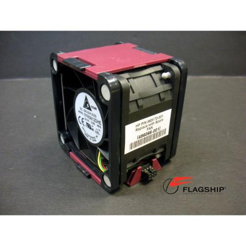 HP 496066-001 473172-001 60mm Fan for DL380 DL385 G6 G7