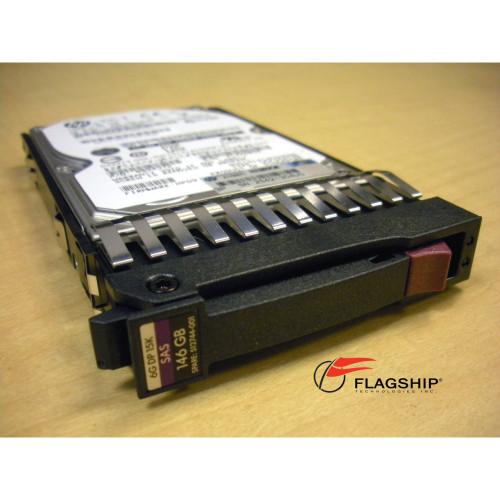 HP Integrity Hard Drive 512547-B21 512744-001 146GB 15K 6Gb DP 2.5in SAS
