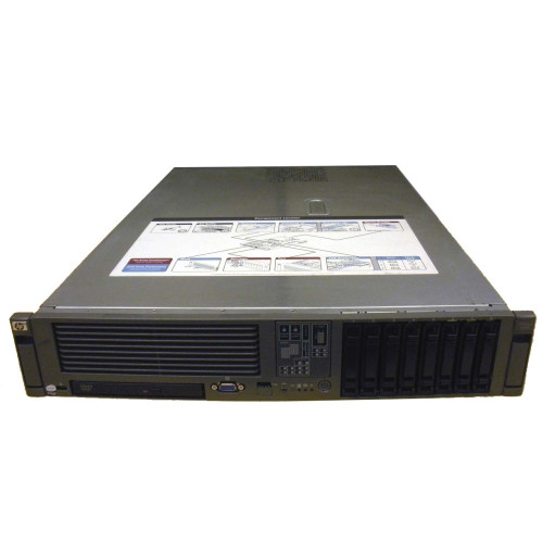 AH234A HP Integrity rx2660 Server Base with 1x 1.66GHz/18MB Dual Core CPU 9140M