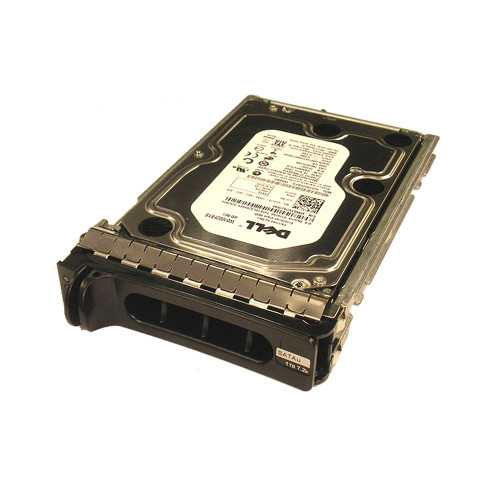 Dell J317F Western Digital WD1002FBYS 1TB 7.2K RPM 3.5in SATA 3Gbps Hard Drive