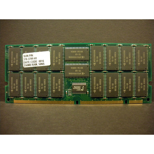 Sun 370-3799 256MB (1x 256MB) DIMM for Ultra 5 10