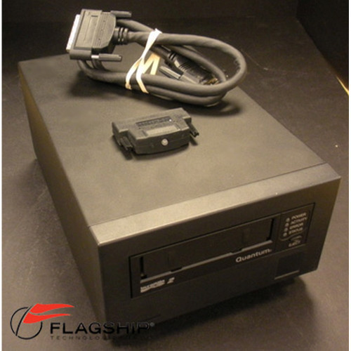 CL1002-SST QUANTUM LTO-2 Half Ht External Tape Drive 1