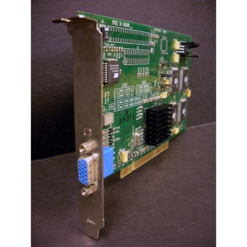 Sun 370-3753 X3668A PGX32 Graphics Card PCI via Flagship Tech