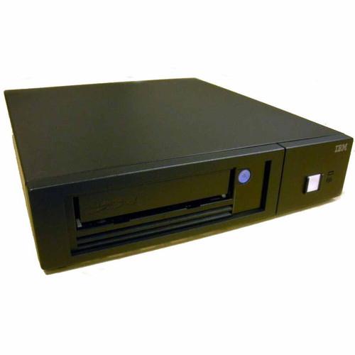 IBM 3580-S4E 800/1600GB Ultrium LTO-4 External SAS Tape Drive TS2240