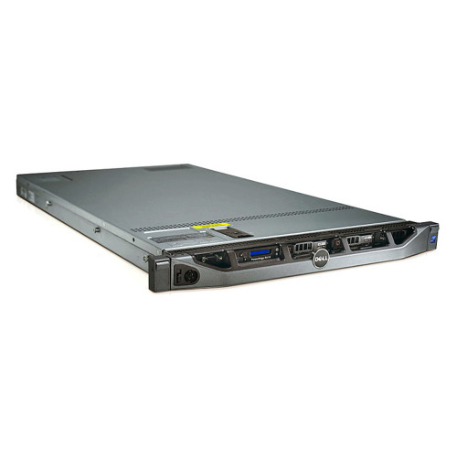 Dell PowerEdge R610 Server 2x 2.26GHz Quad-Core E5520 24GB 2x 146GB, 2x 600GB