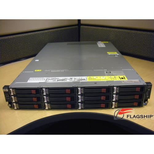 HP AX701A P4500 G2 7.2TB SAS Storage System
